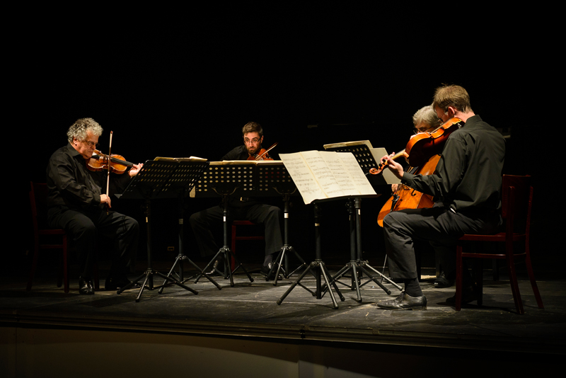 2013 Contempuls 6 | Arditti String Quartet